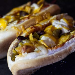Mexikanische Hot Dogs: Mexidogs!