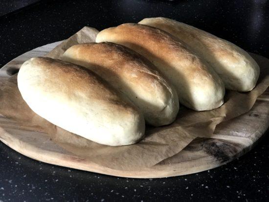Rezept für Brot wie bei Subway